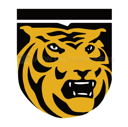 Colorado College Tigers logo T-shirts Iron On Transfers N4174